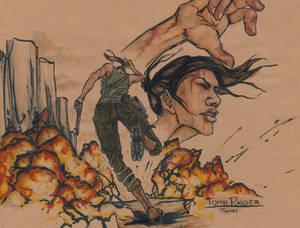 Tomb Raider Fanart