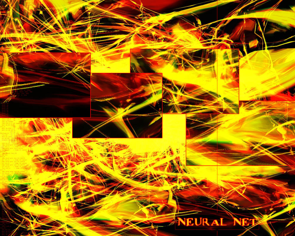 Neural Net by infernalproteus