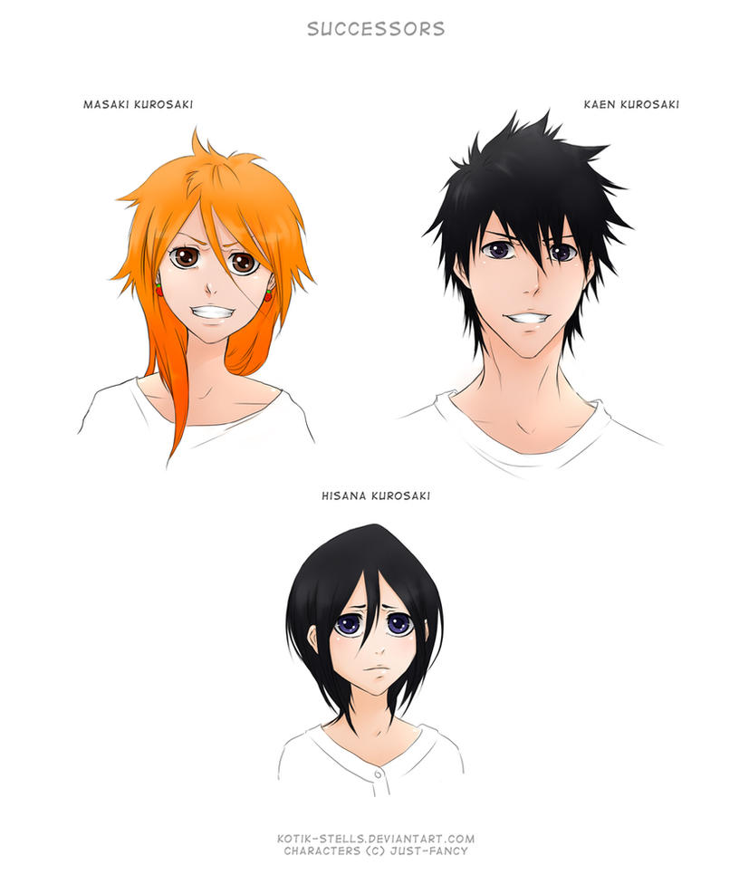 Gambar Dts Ichiruki Children After 11 Years By Kotik
