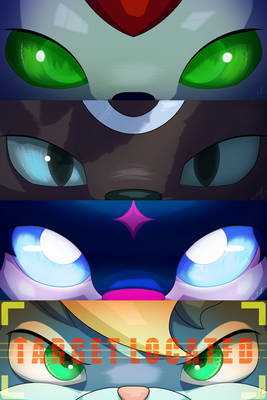 [YCH] Eyes Pack 3