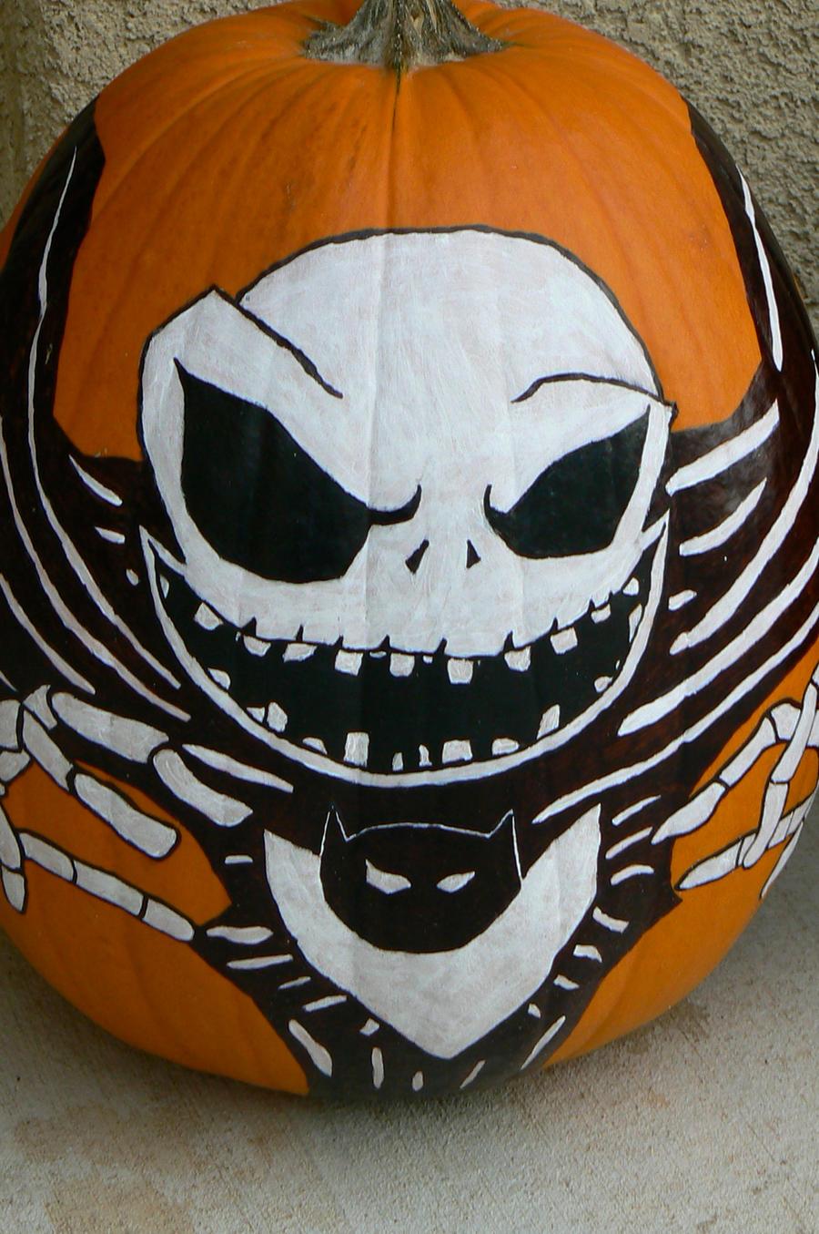 Jack Skellington Pumpkin King by FairieChick on DeviantArt
