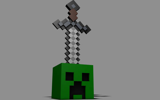Creeper head