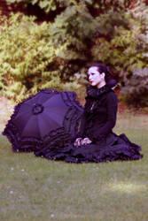 Victorian Picnic No. 2 by phantasmogoria