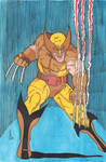 The Uncanny X-Men #207 Cover Tribute