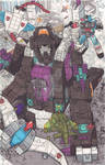 Trypticon -  Titans of Transformers