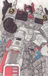 Metroplex - Titans of Transformers