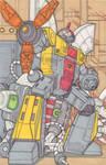 Omega Supreme - Guardian of Cybertron