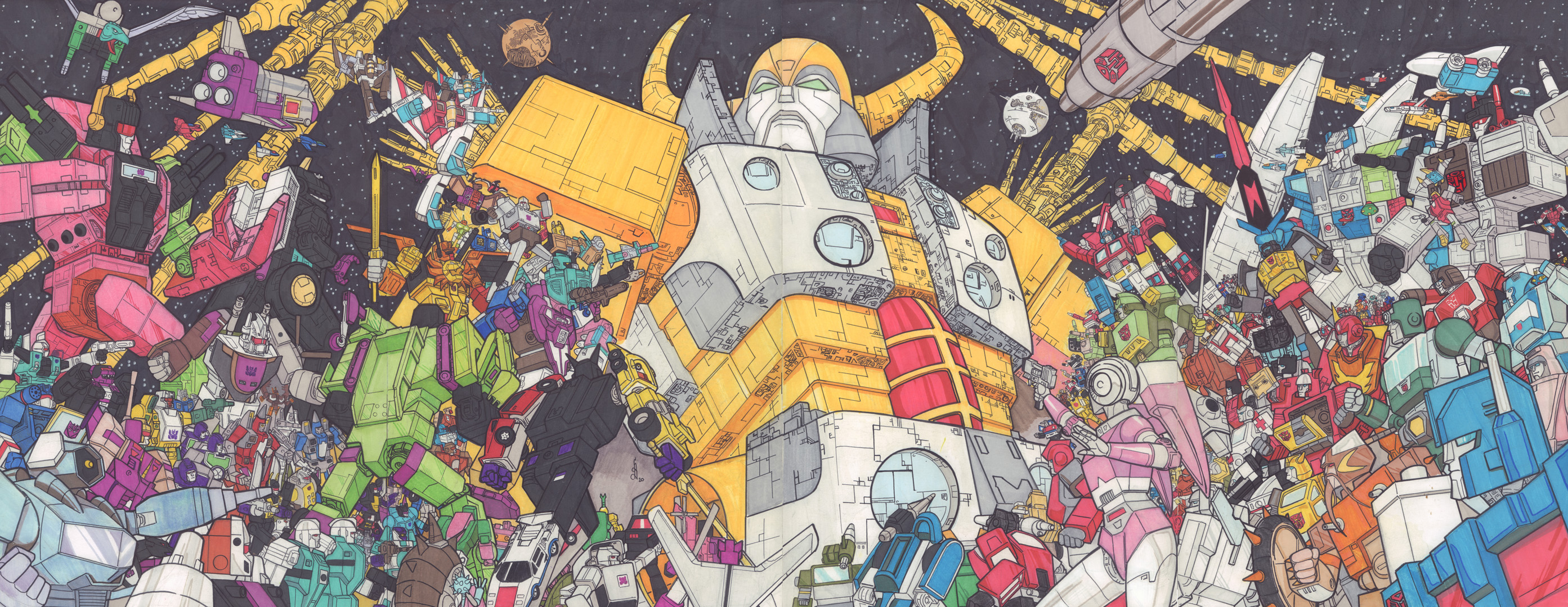 Till all are One - Transformers Generation 1