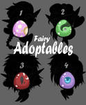 [Open] Fairy Adopt Hatchables [Auction] by VitaliaDi
