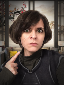 Young Lin Beifong v1
