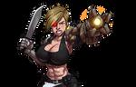Original character - L1-sa _Commission