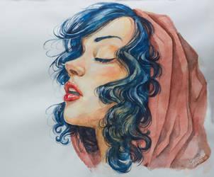 Watercolor by Thunkstudio