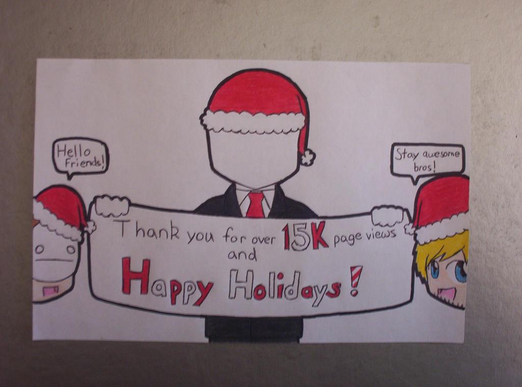 Thanks Friends by Hieiskittygirl