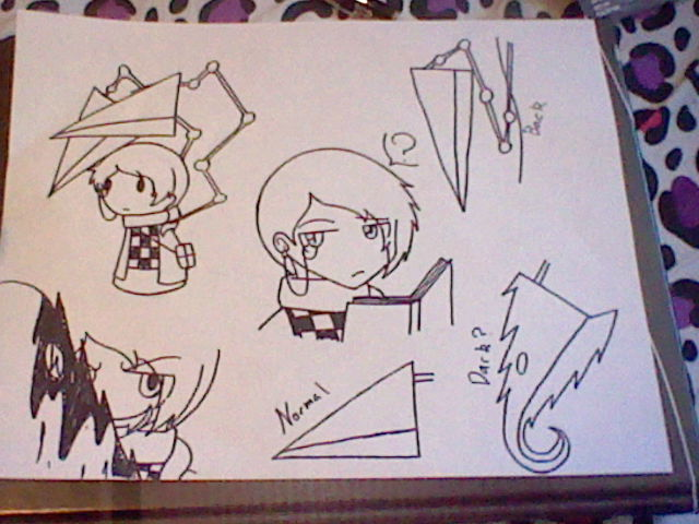 Just Drawing by Hieiskittygirl