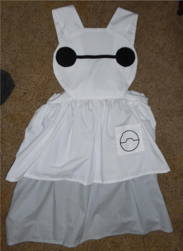 Baymax Dress by Hieiskittygirl