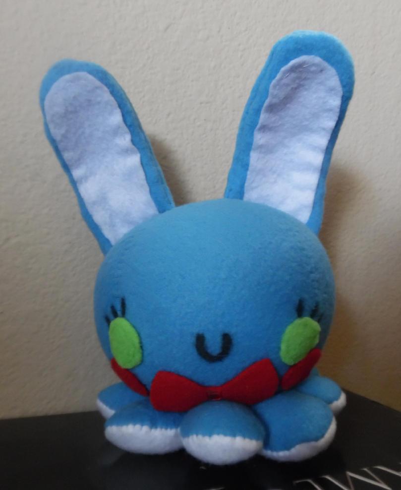 Toy Octo Bonnie by Hieiskittygirl
