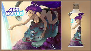 Art Water: Replenish by liea