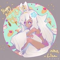 Sugarcube Princess by liea