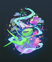 Moonman by liea