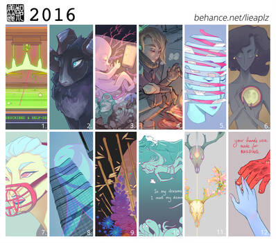 2016 in review by liea
