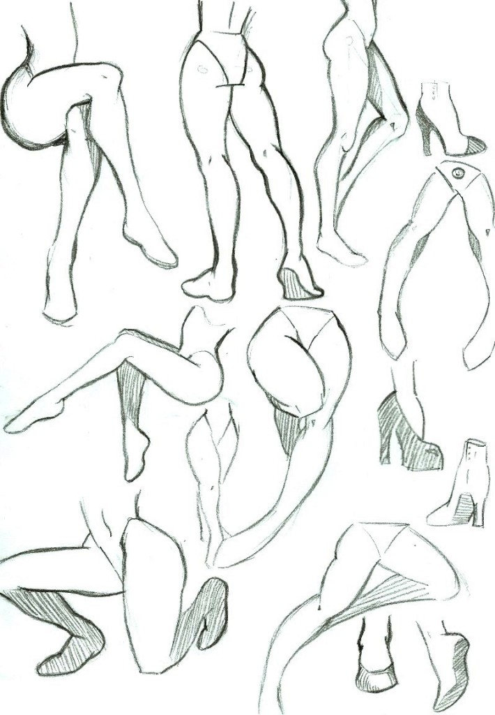 It is a photo of Exceptional Women Drawing Poses