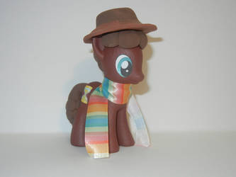 Doctor Whooves: The 4th Doctor (Original) by SilverBand7