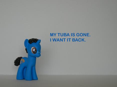 I Want My Tuba Back, pt 2