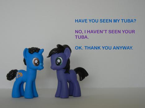 I Want My Tuba Back, pt 3
