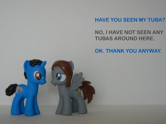 I Want My Tuba Back, pt 4 by SilverBand7