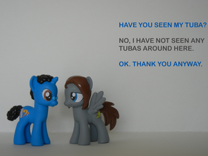 I Want My Tuba Back, pt 4
