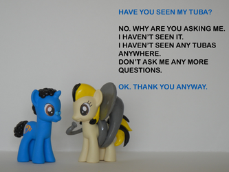 I Want My Tuba Back, pt 5 by SilverBand7