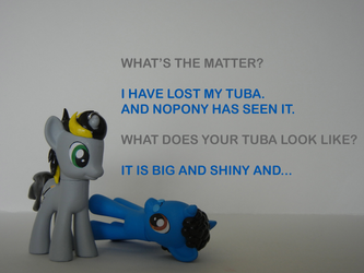 I Want My Tuba Back, pt 10 by SilverBand7