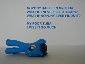 I Want My Tuba Back, pt 9