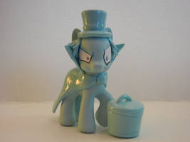 The Hatbox Ghost by SilverBand7