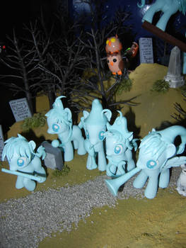 MLP: The Haunted Mansion - Owls