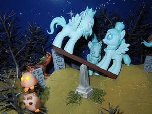 MLP: The Haunted Mansion - Royal Family