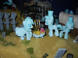 MLP: The Haunted Mansion - A Spot of Tea by SilverBand7