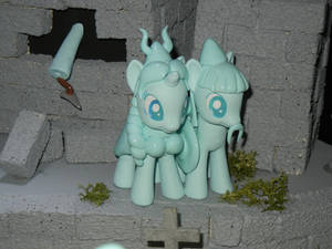 MLP: The Haunted Mansion - Operatic Ghosts