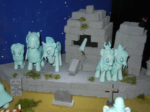 MLP: The Haunted Mansion - Brick Me Up!
