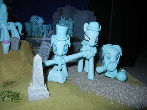 MLP: The Haunted Mansion - A Little Matter...