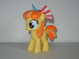 FillyCon Mascots: Freedom Belle by SilverBand7