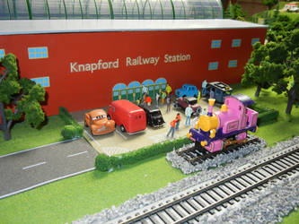 The Knapford Loop 21 of 40 by SilverBand7