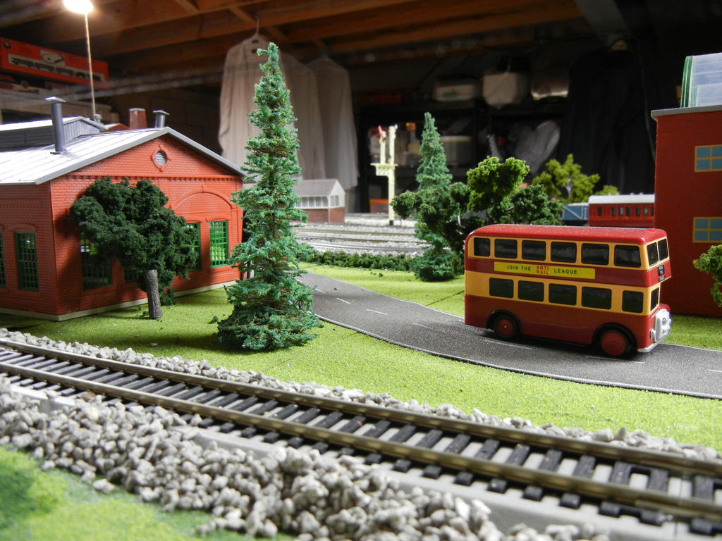 The Knapford Loop 22 of 40 by SilverBand7