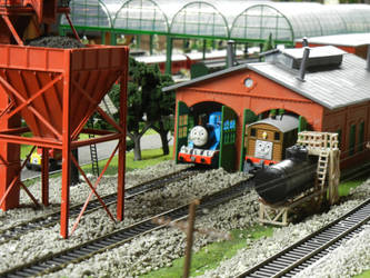 The Knapford Loop 25 of 40 by SilverBand7