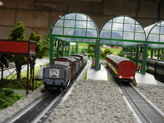 The Knapford Loop 34 of 40 by SilverBand7