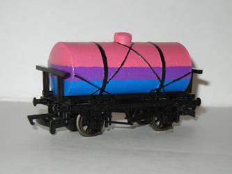 A Bi Tank Wagon