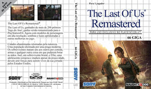 The Last Of Us Capa V2 PS4 Master System Design