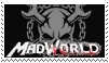 MadWorld Stamp by ThellsStamps