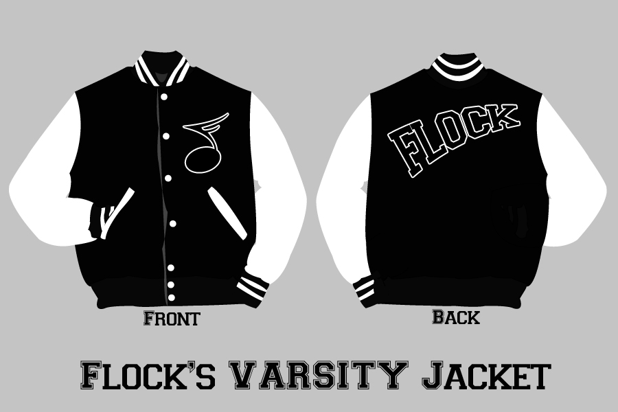 Varsity Jacket Template. varsity letterman by theapparelguy on ...