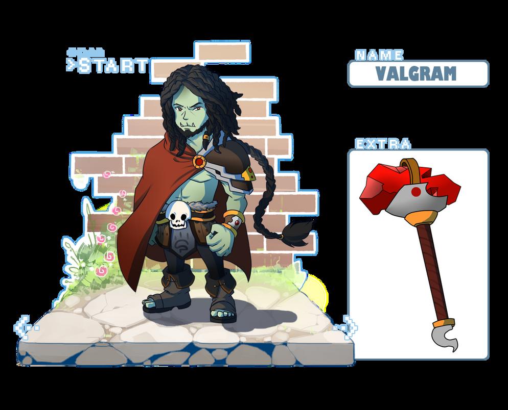 OS: Valgram app by enrokone